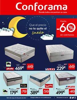 Ofertas de Hogar y muebles  en el folleto de Conforama en Santa Cruz de Tenerife
