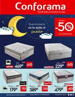 Ofertas de Conforama  en el folleto de Santander