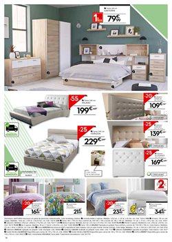 Ofertas de Estructura cama  en el folleto de Conforama en Madrid