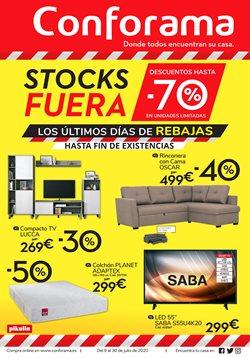 Catálogo Conforama en San Sebastián de los Reyes ( 3 días publicado )