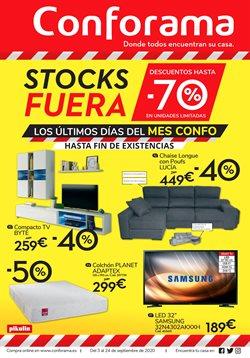 Ofertas de Hogar y Muebles en el catálogo de Conforama en Vecindario ( Caduca hoy )