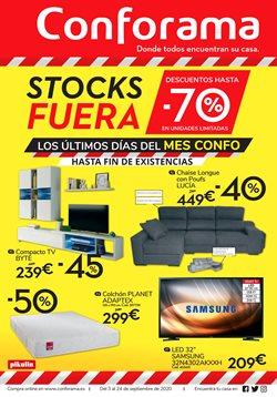 Ofertas de Hogar y Muebles en el catálogo de Conforama en Almería ( 4 días más )