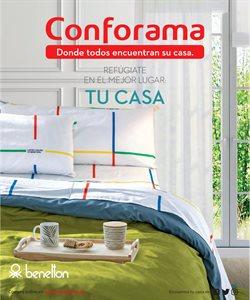 Catálogo Conforama ( Más de un mes)