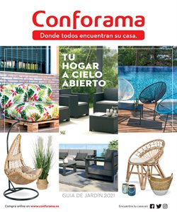 Ofertas de Hogar y Muebles en el catálogo de Conforama ( Más de un mes)