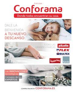 Catálogo Conforama ( 18 días más)