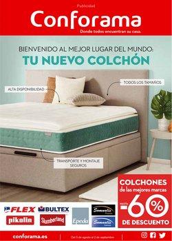 Catálogo Conforama ( Publicado hoy)