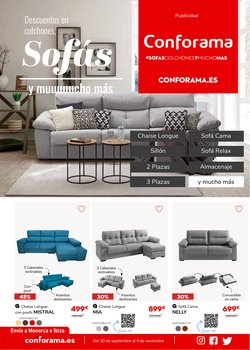 Ofertas de Hogar y Muebles en el catálogo de Conforama ( 16 días más)