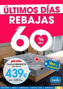 Ofertas de Temporada  en el folleto de Beds en Palma de Mallorca