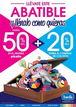 Ofertas de Hogar y muebles  en el folleto de Beds en Palma de Mallorca