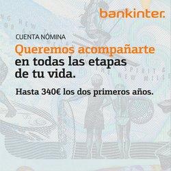 Ofertas de Bankinter en el catálogo de Bankinter ( Caducado)