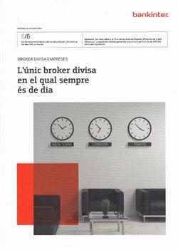 Ofertas de Bancos y seguros  en el folleto de Bankinter en Calella