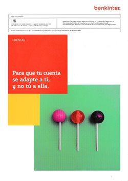 Catálogo Bankinter en Castellón de la Plana ( Más de un mes )