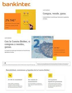 Catálogo Bankinter ( Caducado)