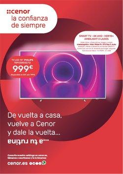 Ofertas de Informática y Electrónica en el catálogo de Cenor ( Caduca hoy)