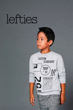 Ofertas de Lefties  en el folleto de Fuenlabrada