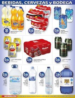 Ofertas de Fanta  en el folleto de Supermercados Plaza en Madrid