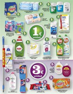 Ofertas de Garnier  en el folleto de Supermercados Plaza en Madrid