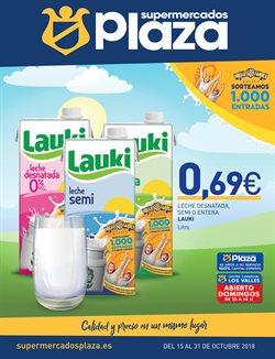 Ofertas de Supermercados Plaza  en el folleto de Rivas-Vaciamadrid