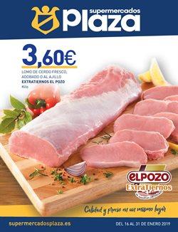 Ofertas de Supermercados Plaza  en el folleto de Coslada