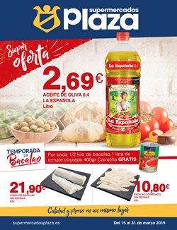 Ofertas de Supermercados Plaza  en el folleto de Leganés