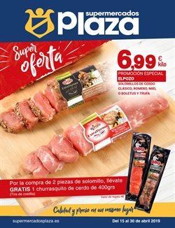 Ofertas de Supermercados Plaza  en el folleto de Alcalá de Henares