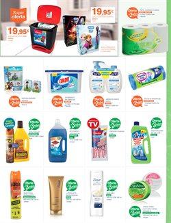 Ofertas de Fregona  en el folleto de Supermercados Plaza en Madrid