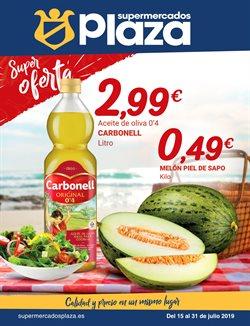 Ofertas de Supermercados Plaza  en el folleto de Fuenlabrada