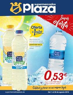 Ofertas de Supermercados Plaza  en el folleto de Pozuelo de Alarcón