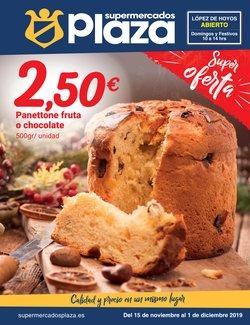 Ofertas de Supermercados Plaza  en el folleto de Torrejón