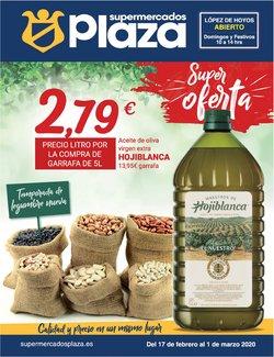 Catálogo Supermercados Plaza en Rivas-Vaciamadrid ( 6 días más )