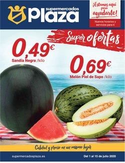 Catálogo Supermercados Plaza en Coslada ( 3 días más )