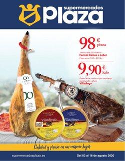 Catálogo Supermercados Plaza en Arganda del Rey ( 2 días más )