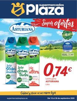 Catálogo Supermercados Plaza en Madrid ( 2 días publicado )