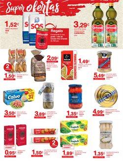 Ofertas de Bonduelle en Supermercados Plaza