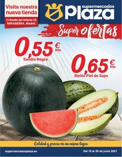 Catálogo Supermercados Plaza ( 6 días más)