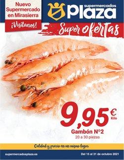 Catálogo Supermercados Plaza ( 9 días más)