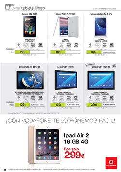 Ofertas de Tablet Samsung  en el folleto de Telecor en Madrid