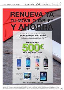 Ofertas de Samsung Galaxy  en el folleto de Telecor en Bilbao
