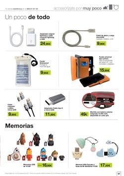 Ofertas de Batería para smartphone  en el folleto de Telecor en Madrid