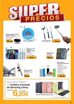 Ofertas de Altavoces  en el folleto de Telecor en Madrid