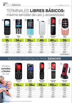 Ofertas de Nokia  en el folleto de Telecor en Madrid