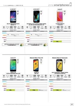 Ofertas de Smartphones  en el folleto de Telecor en Madrid
