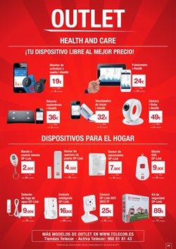 Ofertas de Cuidado personal  en el folleto de Telecor en Zaragoza