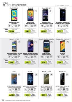 Ofertas de Smartphones Huawei  en el folleto de Telecor en Vecindario