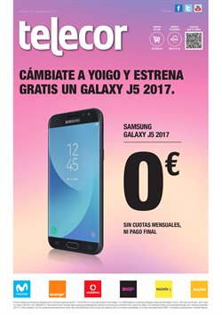 Ofertas de Telecor  en el folleto de Valladolid