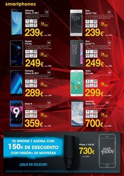 Ofertas de Samsung Galaxy S4  en el folleto de Telecor en Valencia