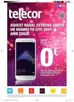 Ofertas de Telecor  en el folleto de Barcelona