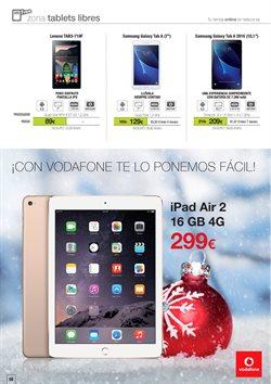 Ofertas de Tablet Samsung  en el folleto de Telecor en Madrid
