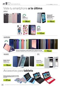 Ofertas de ZTE  en el folleto de Telecor en Madrid
