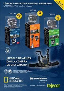 Ofertas de Cámara de fotos  en el folleto de Telecor en Alcalá de Henares